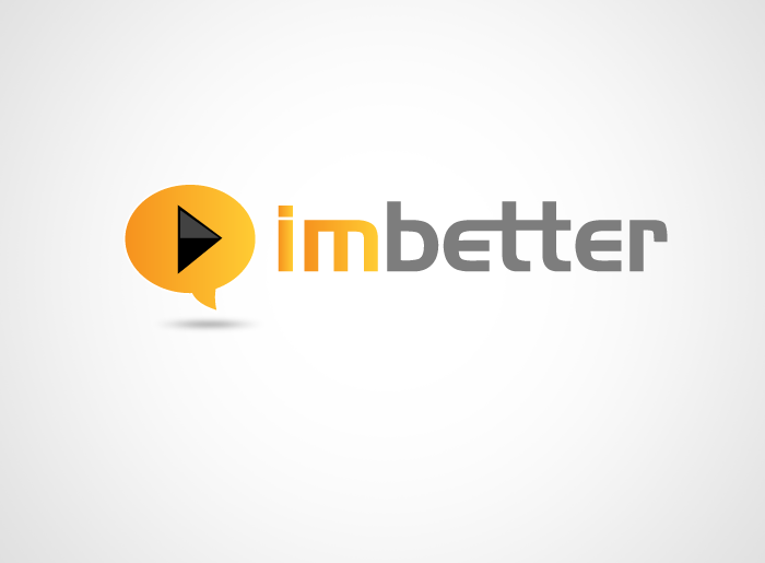 Logo Design by Jan Chua - Entry No. 78 in the Logo Design Contest Imaginative Logo Design for imbetter.