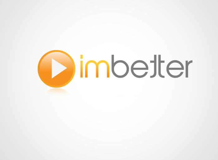 Logo Design by Jan Chua - Entry No. 79 in the Logo Design Contest Imaginative Logo Design for imbetter.