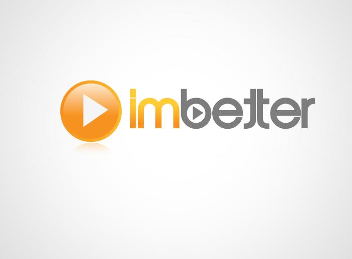 Logo Design by Jan Chua - Entry No. 81 in the Logo Design Contest Imaginative Logo Design for imbetter.