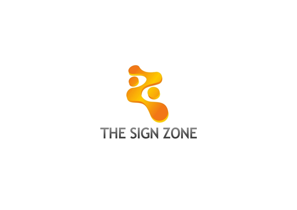 Logo Design by Respati Himawan - Entry No. 59 in the Logo Design Contest Fun Logo Design for The Sign Zone.