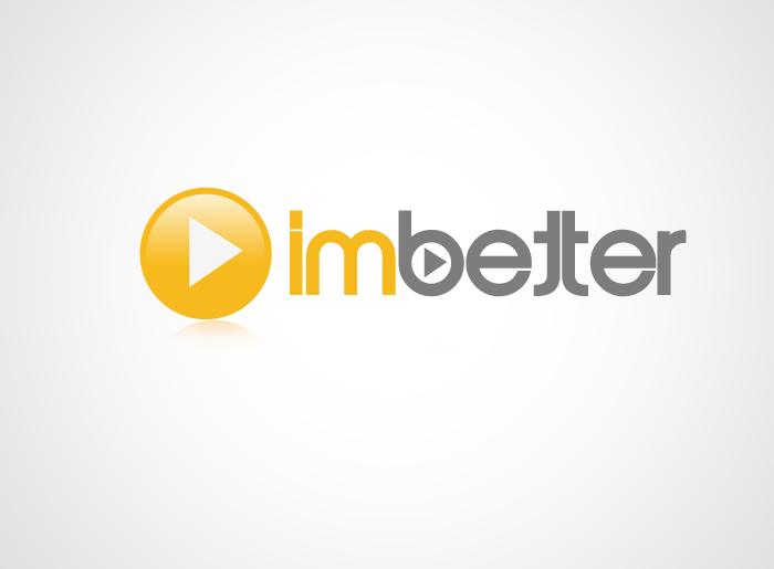 Logo Design by Jan Chua - Entry No. 82 in the Logo Design Contest Imaginative Logo Design for imbetter.