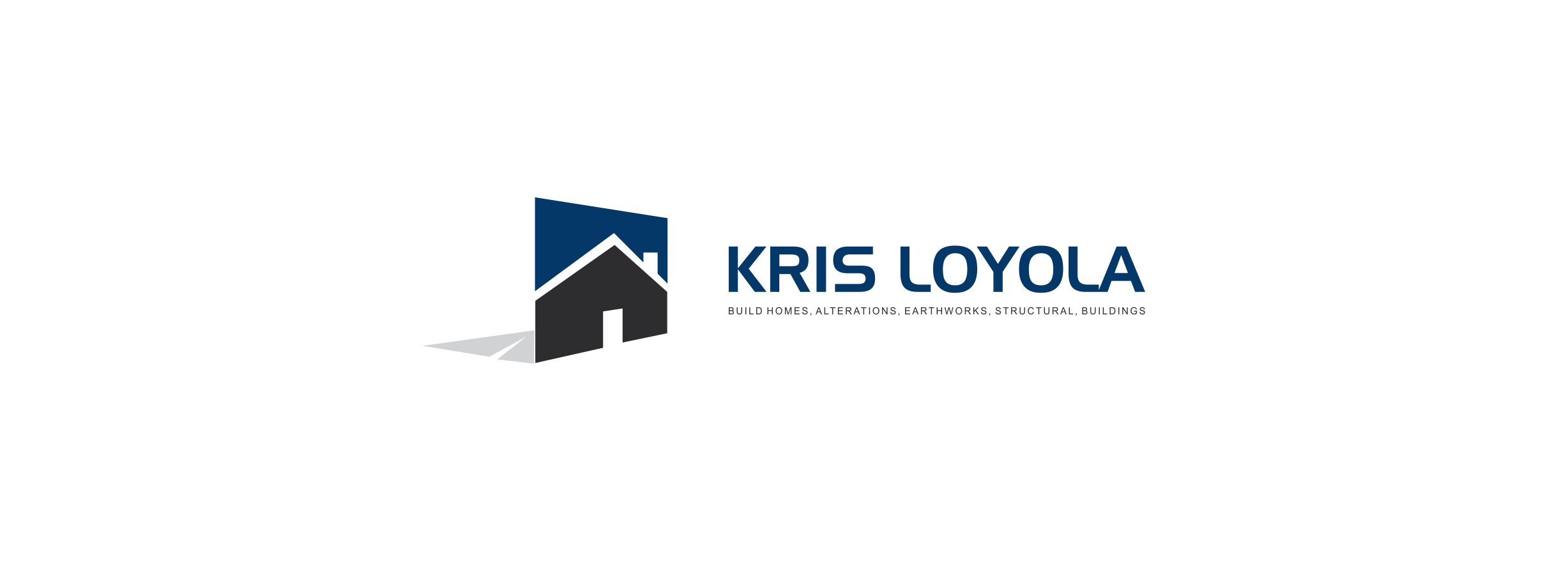 Logo Design by Muhammad Aslam - Entry No. 5 in the Logo Design Contest Kris Loyola Logo Design.