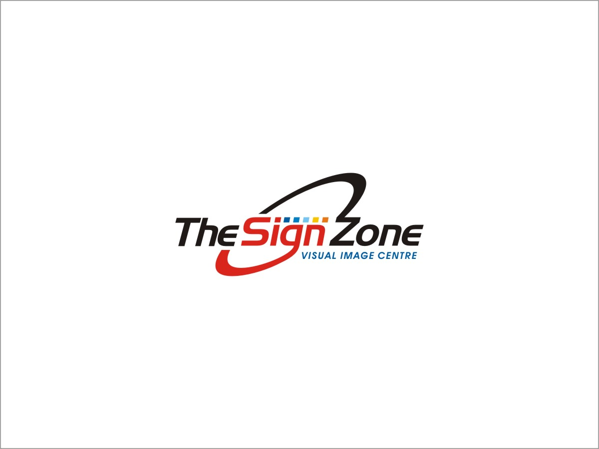Logo Design by RED HORSE design studio - Entry No. 65 in the Logo Design Contest Fun Logo Design for The Sign Zone.