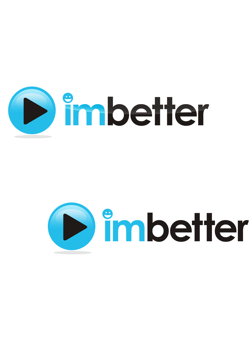 Logo Design by Private User - Entry No. 86 in the Logo Design Contest Imaginative Logo Design for imbetter.
