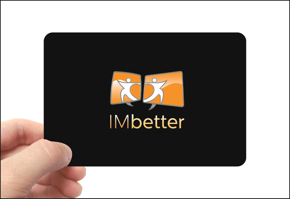 Logo Design by sinaglahi - Entry No. 87 in the Logo Design Contest Imaginative Logo Design for imbetter.