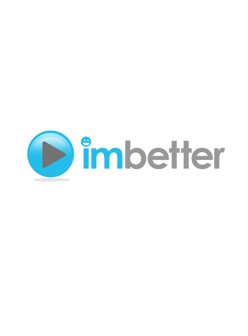 Logo Design by Robert Turla - Entry No. 89 in the Logo Design Contest Imaginative Logo Design for imbetter.