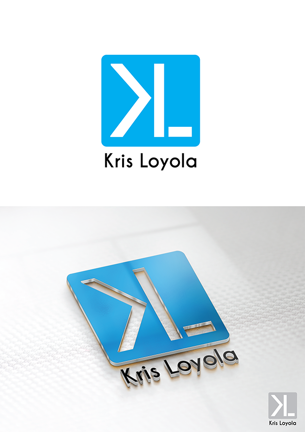 Logo Design by robken0174 - Entry No. 7 in the Logo Design Contest Kris Loyola Logo Design.