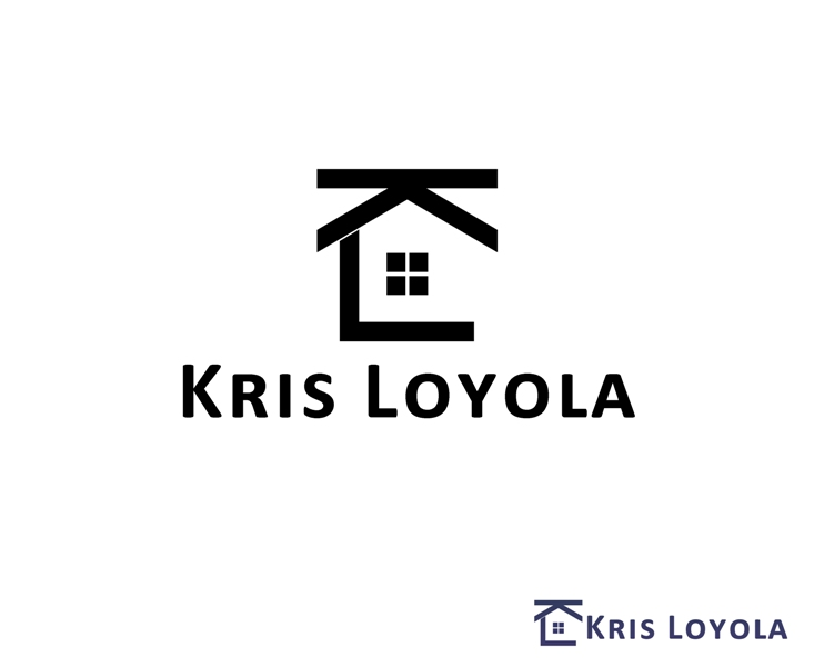 Logo Design by Juan_Kata - Entry No. 15 in the Logo Design Contest Kris Loyola Logo Design.