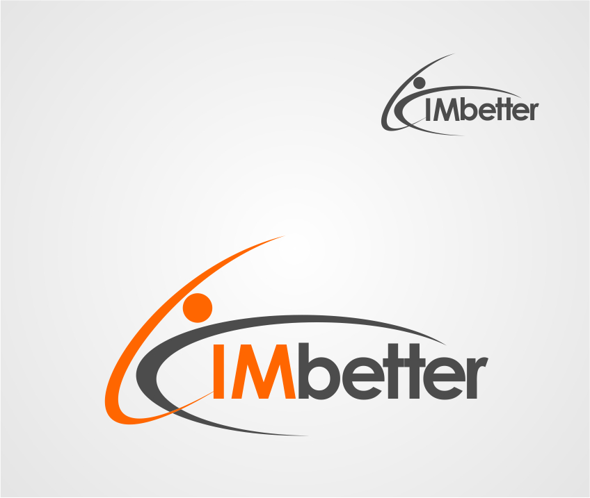 Logo Design by Reivan Ferdinan - Entry No. 100 in the Logo Design Contest Imaginative Logo Design for imbetter.