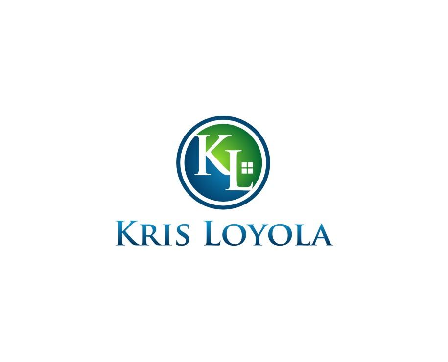 Logo Design by untung - Entry No. 17 in the Logo Design Contest Kris Loyola Logo Design.