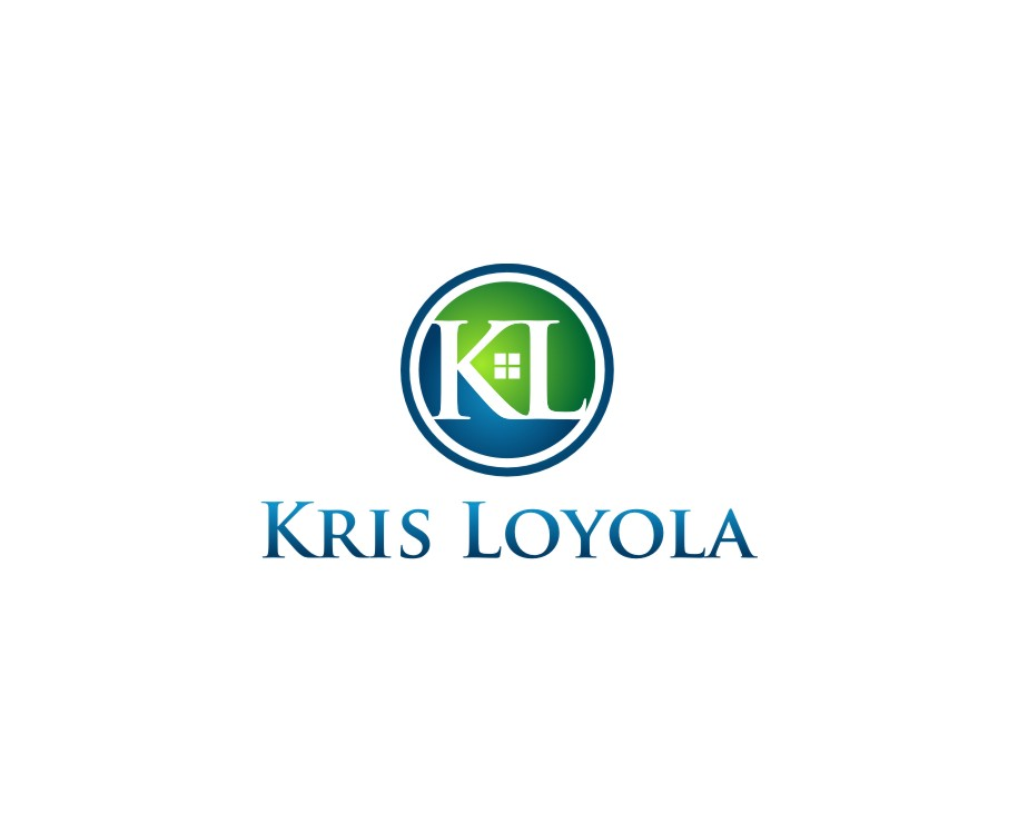 Logo Design by untung - Entry No. 18 in the Logo Design Contest Kris Loyola Logo Design.
