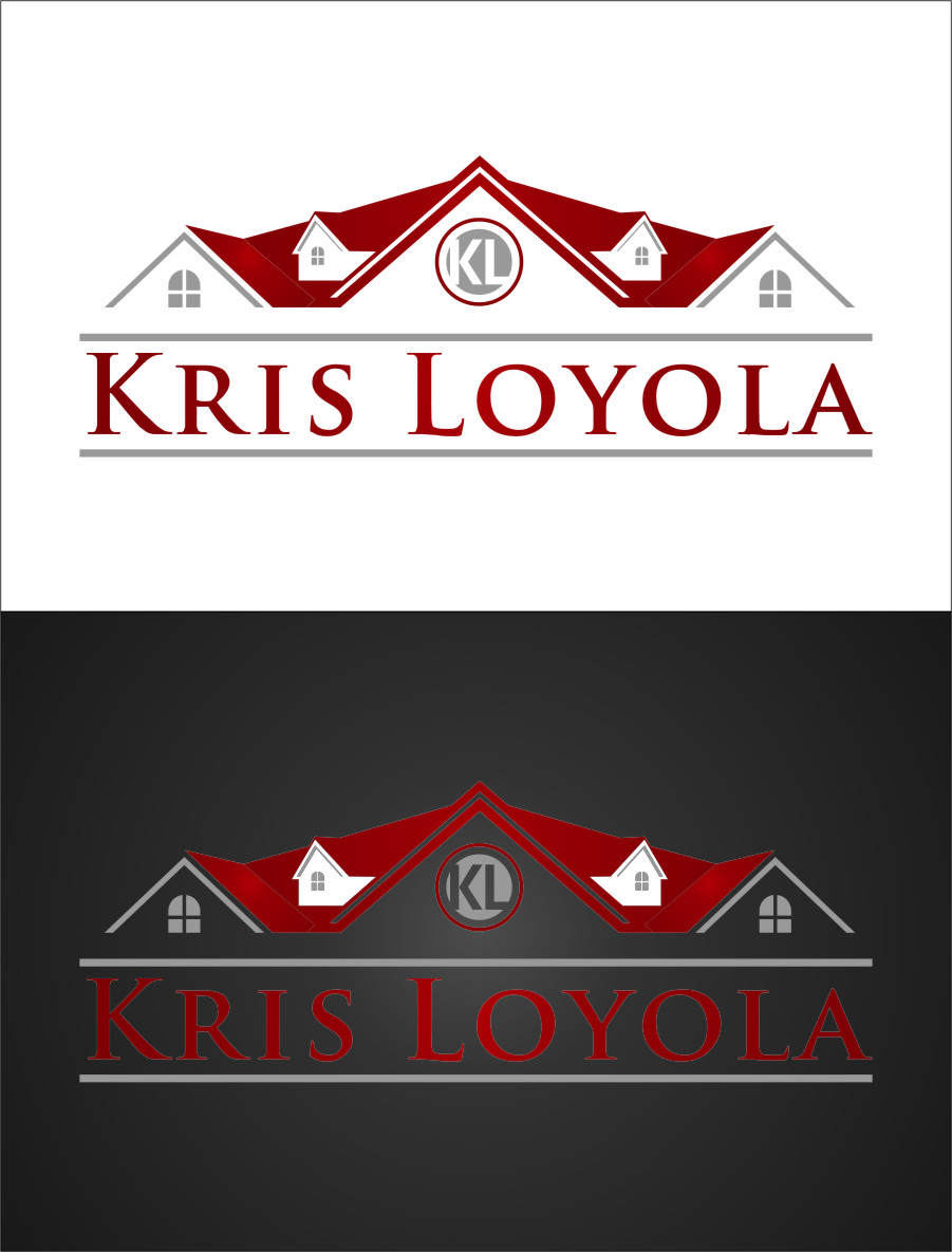 Logo Design by Ngepet_art - Entry No. 19 in the Logo Design Contest Kris Loyola Logo Design.