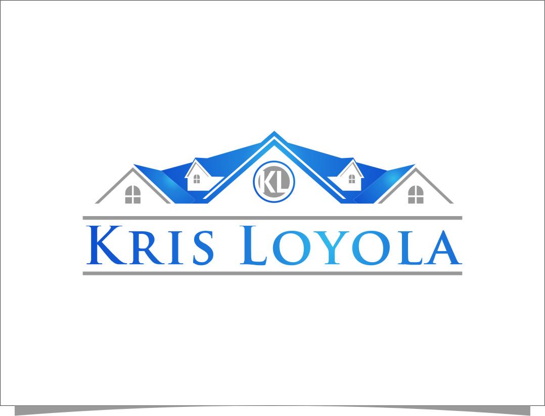 Logo Design by Ngepet_art - Entry No. 20 in the Logo Design Contest Kris Loyola Logo Design.