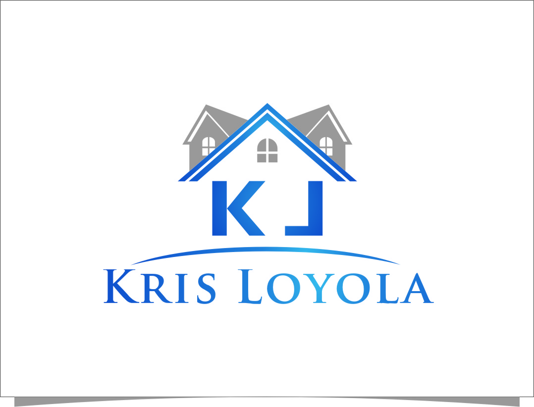 Logo Design by RoSyid Rono-Rene On Java - Entry No. 22 in the Logo Design Contest Kris Loyola Logo Design.