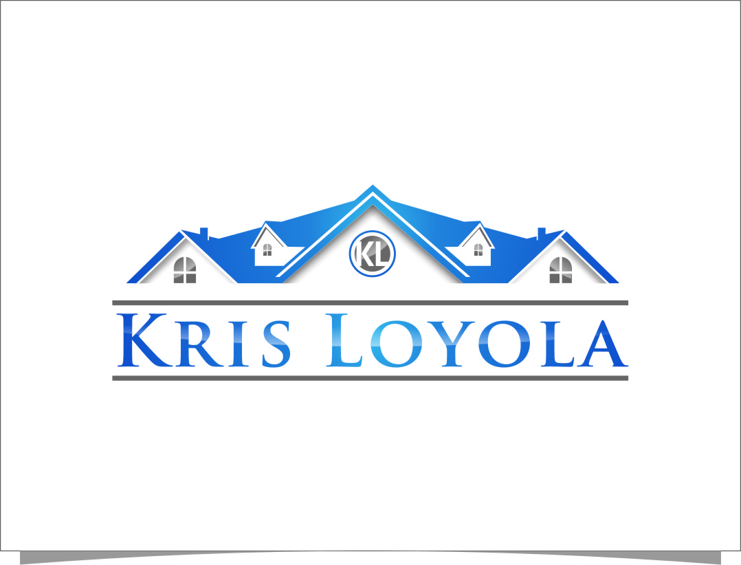 Logo Design by Ngepet_art - Entry No. 23 in the Logo Design Contest Kris Loyola Logo Design.