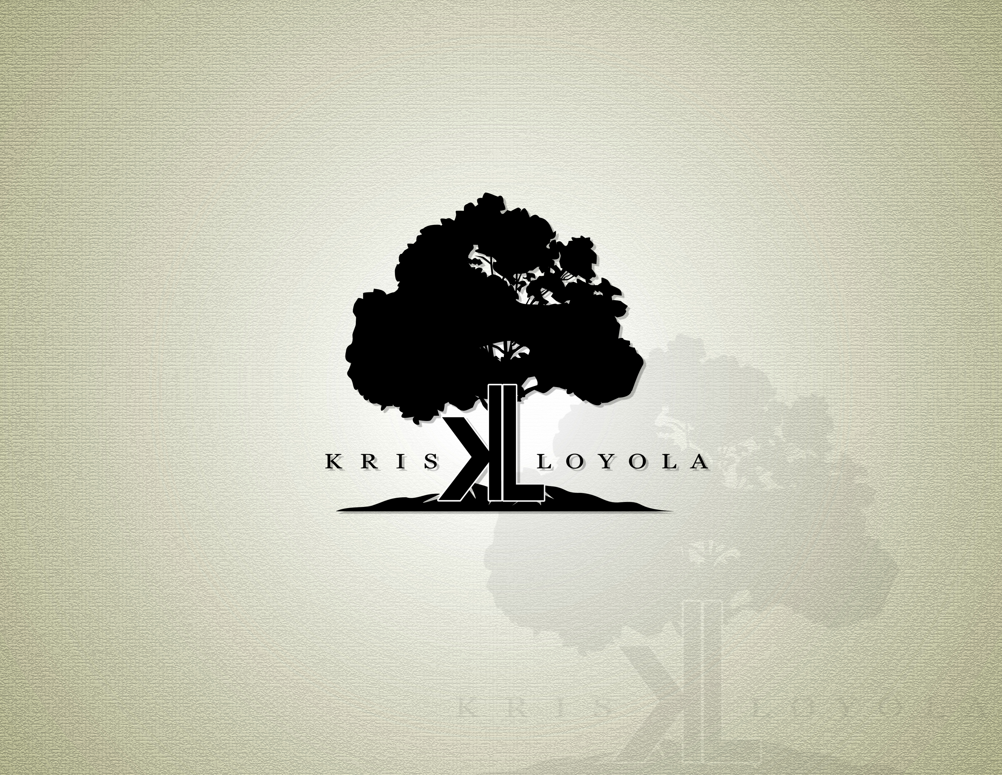 Logo Design by Private User - Entry No. 25 in the Logo Design Contest Kris Loyola Logo Design.