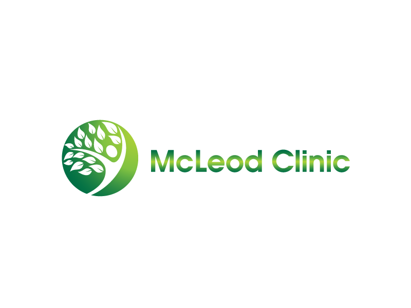 Logo Design by Private User - Entry No. 2 in the Logo Design Contest Creative Logo Design for McLeod Clinic.