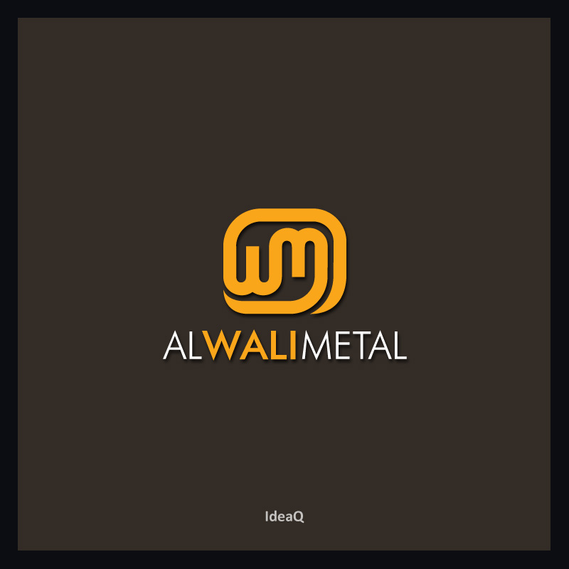 Logo Design by Private User - Entry No. 44 in the Logo Design Contest Inspiring Logo Design for Al Wali Metals.