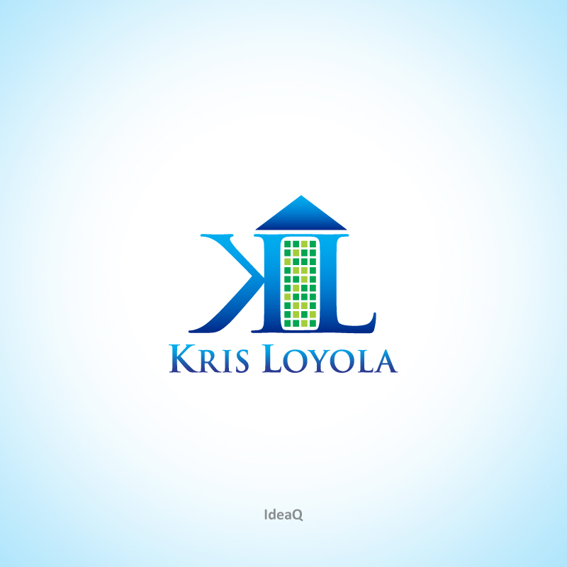 Logo Design by Private User - Entry No. 31 in the Logo Design Contest Kris Loyola Logo Design.