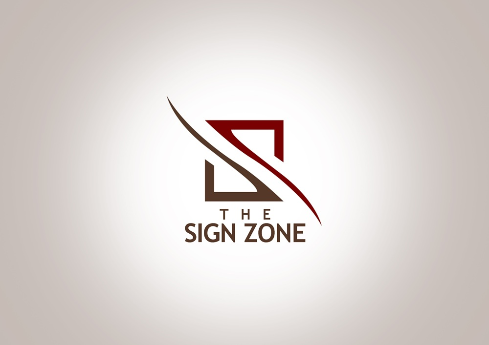 Logo Design by Respati Himawan - Entry No. 81 in the Logo Design Contest Fun Logo Design for The Sign Zone.