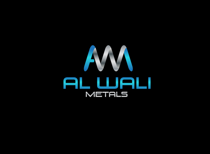 Logo Design by Jan Chua - Entry No. 46 in the Logo Design Contest Inspiring Logo Design for Al Wali Metals.