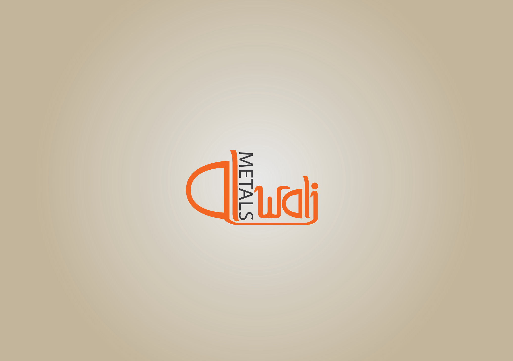 Logo Design by Private User - Entry No. 47 in the Logo Design Contest Inspiring Logo Design for Al Wali Metals.