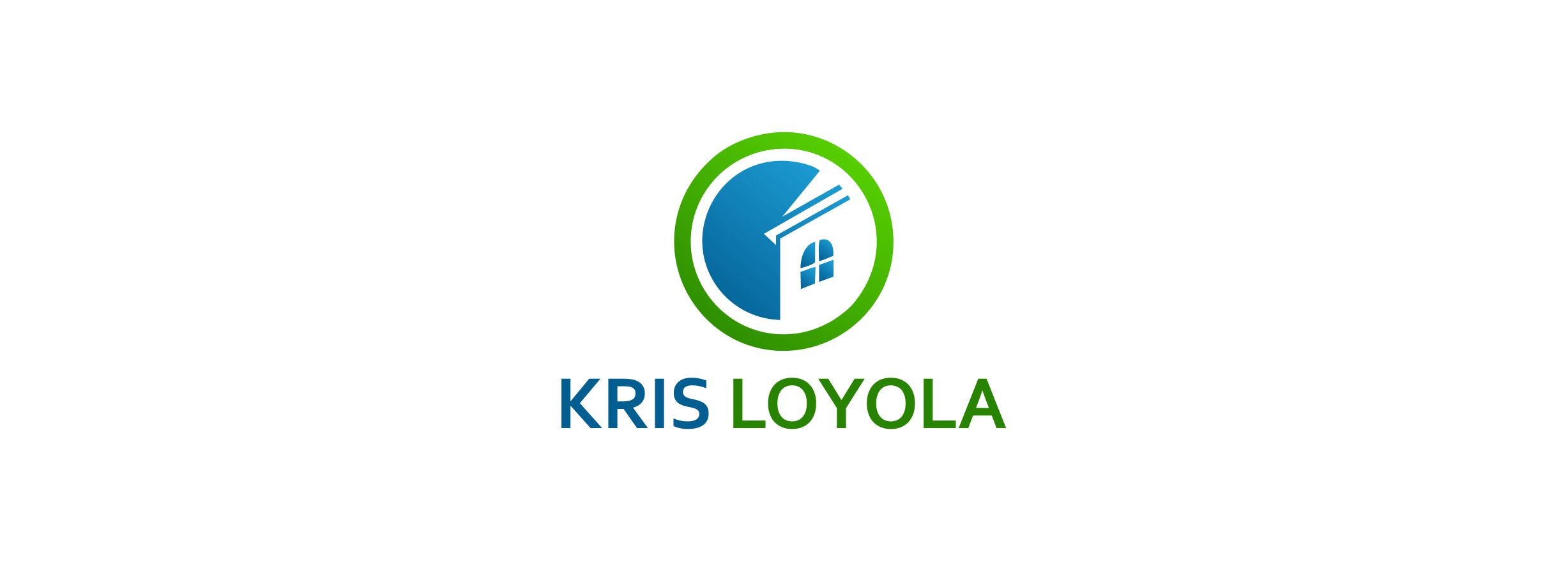Logo Design by Muhammad Aslam - Entry No. 32 in the Logo Design Contest Kris Loyola Logo Design.