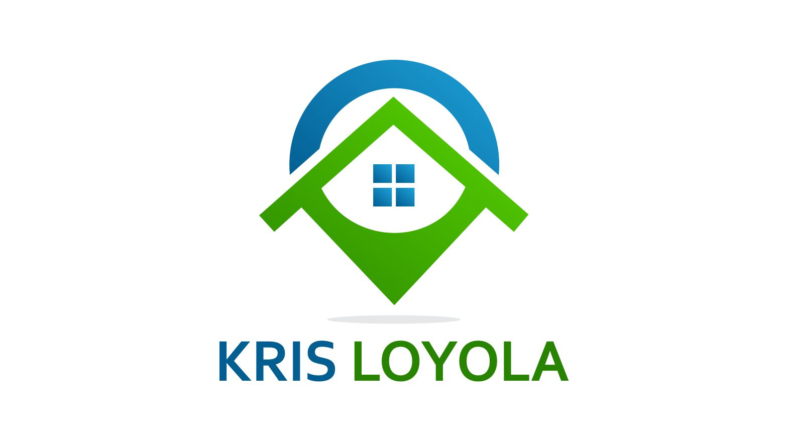 Logo Design by Muhammad Aslam - Entry No. 33 in the Logo Design Contest Kris Loyola Logo Design.