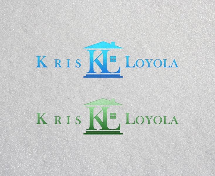 Logo Design by Juan_Kata - Entry No. 35 in the Logo Design Contest Kris Loyola Logo Design.