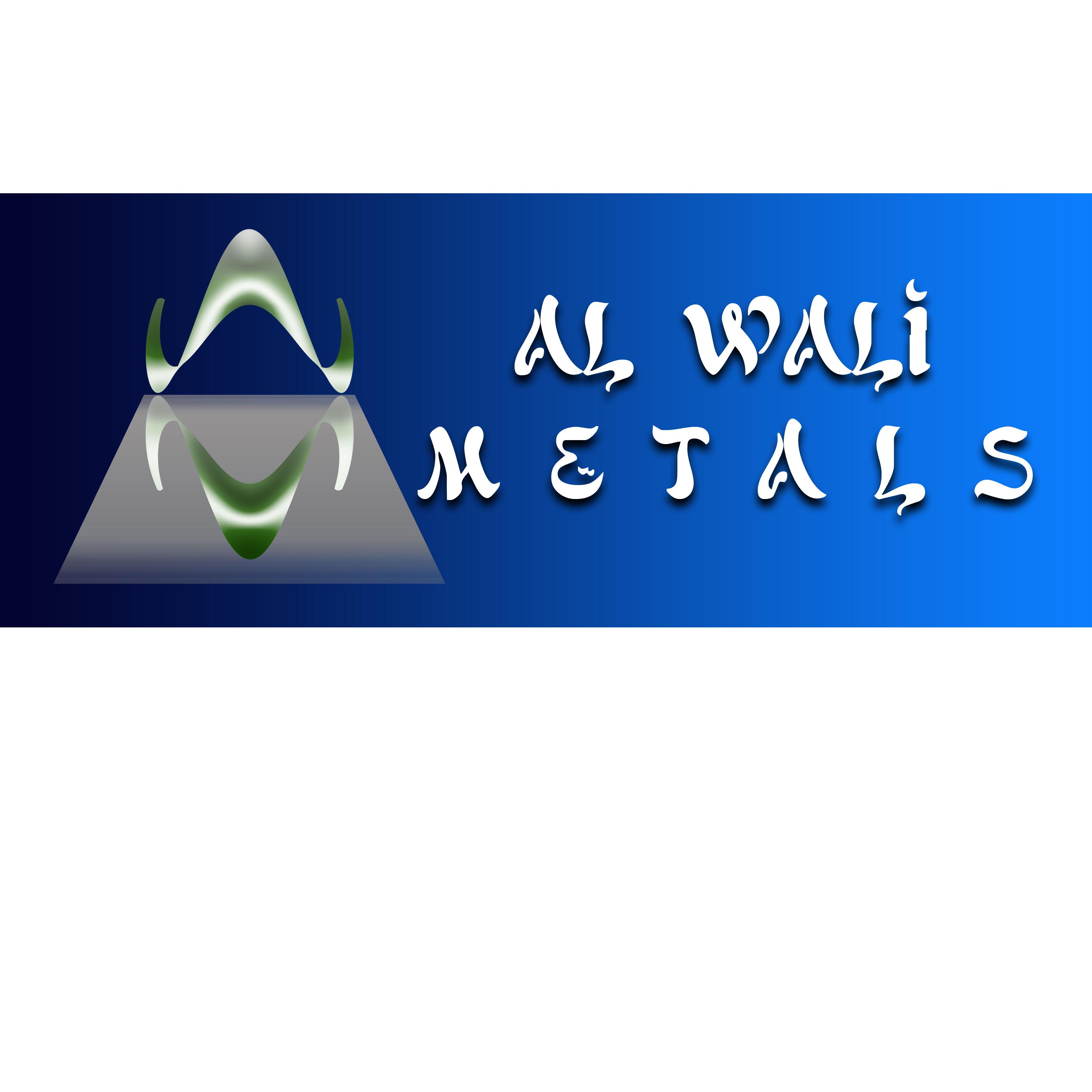 Logo Design by Alan Esclamado - Entry No. 48 in the Logo Design Contest Inspiring Logo Design for Al Wali Metals.