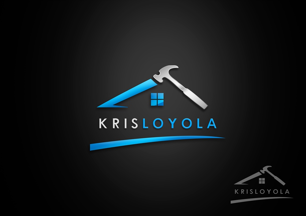 Logo Design by Respati Himawan - Entry No. 36 in the Logo Design Contest Kris Loyola Logo Design.