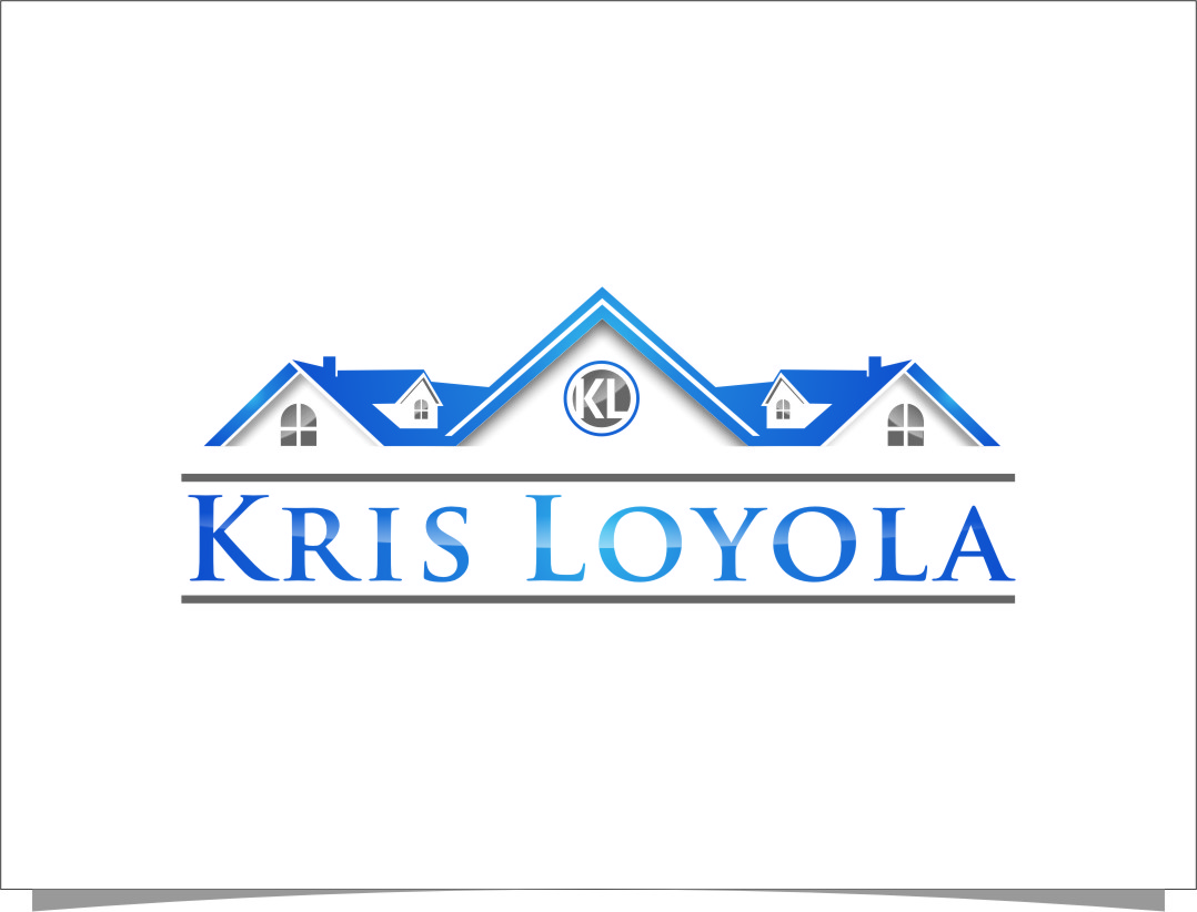 Logo Design by Ngepet_art - Entry No. 37 in the Logo Design Contest Kris Loyola Logo Design.