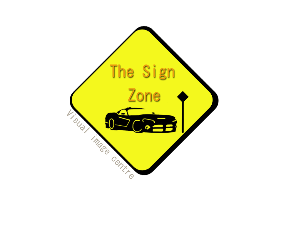 Logo Design by Jerry Nable Jr - Entry No. 83 in the Logo Design Contest Fun Logo Design for The Sign Zone.