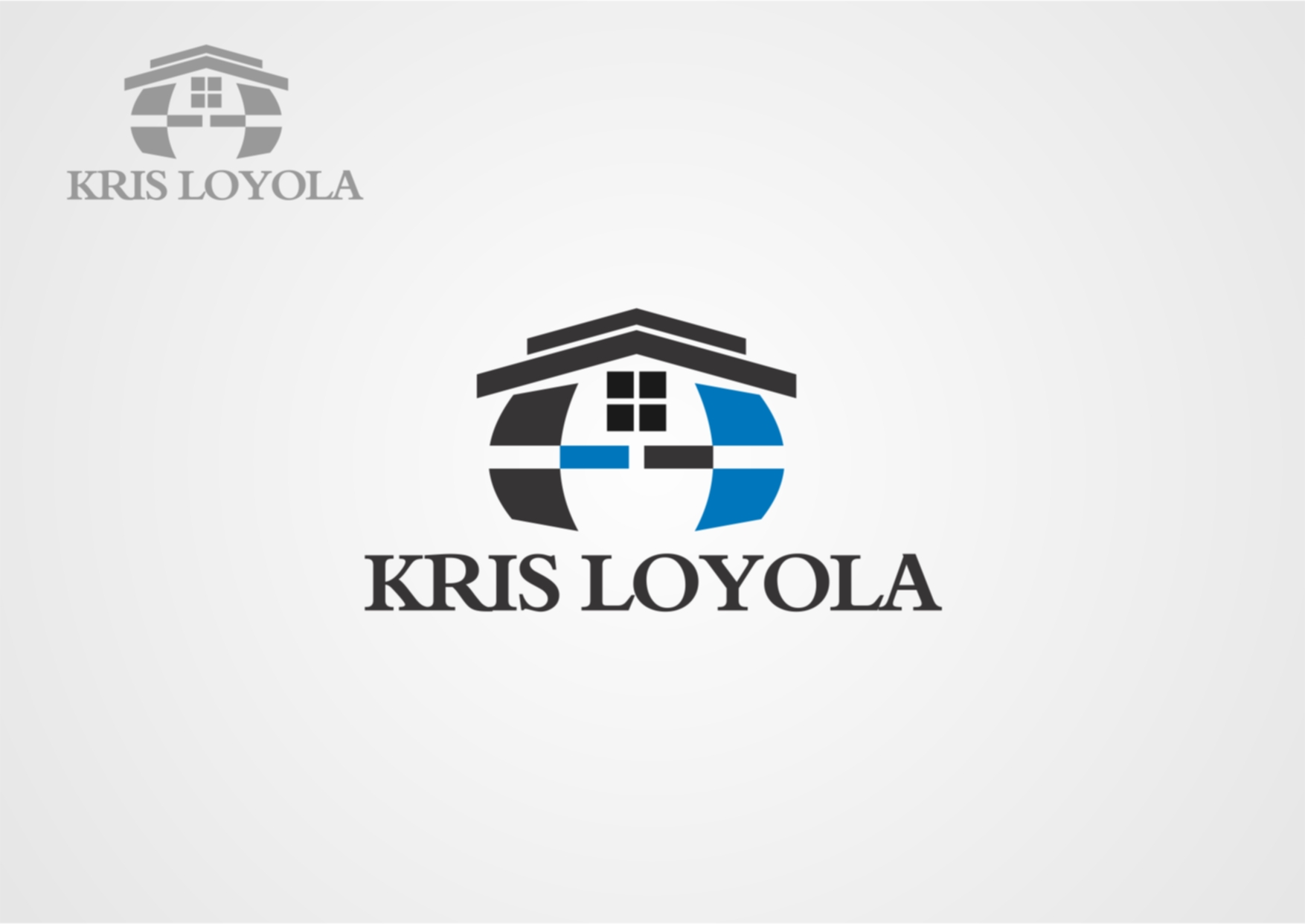 Logo Design by Private User - Entry No. 44 in the Logo Design Contest Kris Loyola Logo Design.