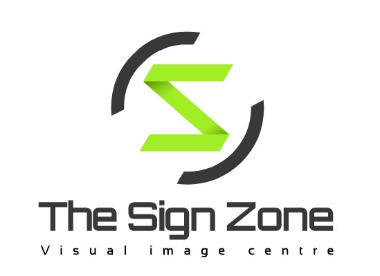 Logo Design by Ismail Adhi Wibowo - Entry No. 84 in the Logo Design Contest Fun Logo Design for The Sign Zone.