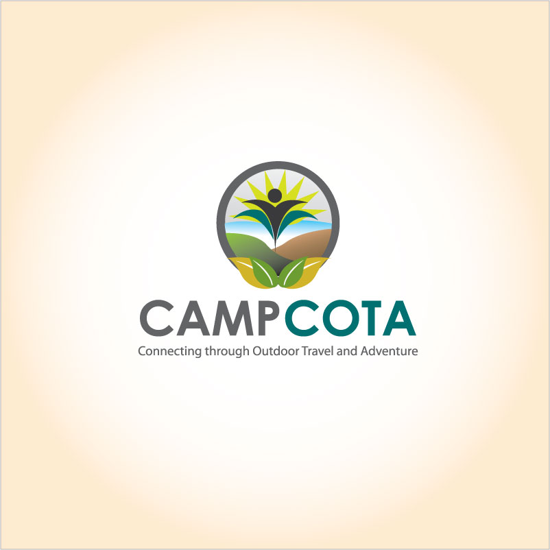 Logo Design by logoziner - Entry No. 127 in the Logo Design Contest CAMP COTA.