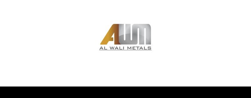 Logo Design by Crispin Jr Vasquez - Entry No. 56 in the Logo Design Contest Inspiring Logo Design for Al Wali Metals.
