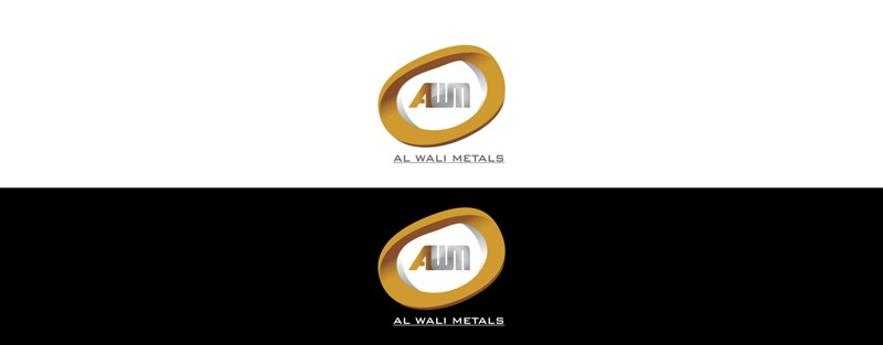 Logo Design by Crispin Jr Vasquez - Entry No. 58 in the Logo Design Contest Inspiring Logo Design for Al Wali Metals.