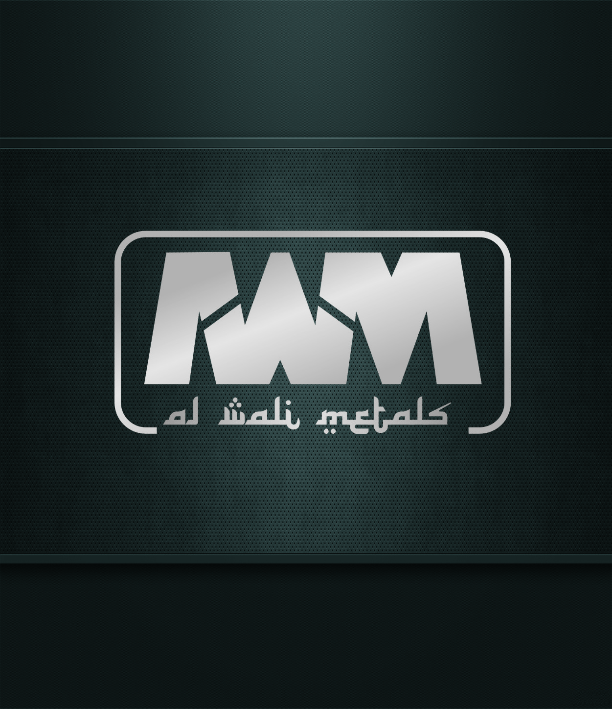 Logo Design by RasYa Muhammad Athaya - Entry No. 59 in the Logo Design Contest Inspiring Logo Design for Al Wali Metals.