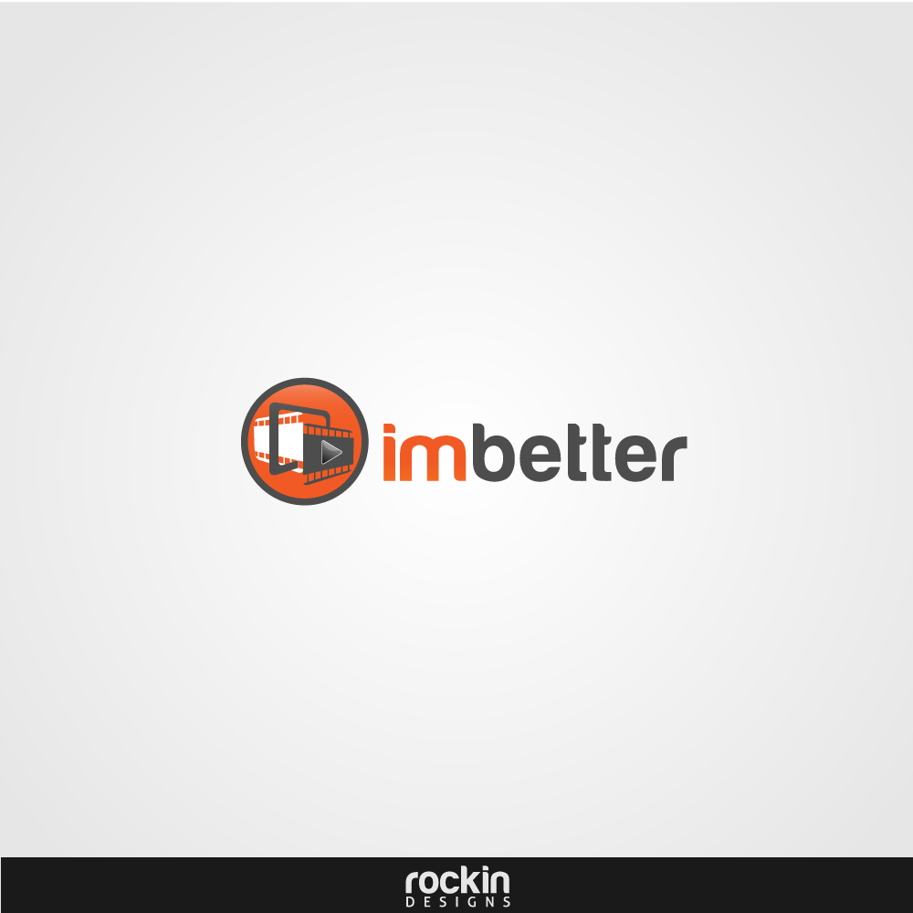 Logo Design by rockin - Entry No. 123 in the Logo Design Contest Imaginative Logo Design for imbetter.
