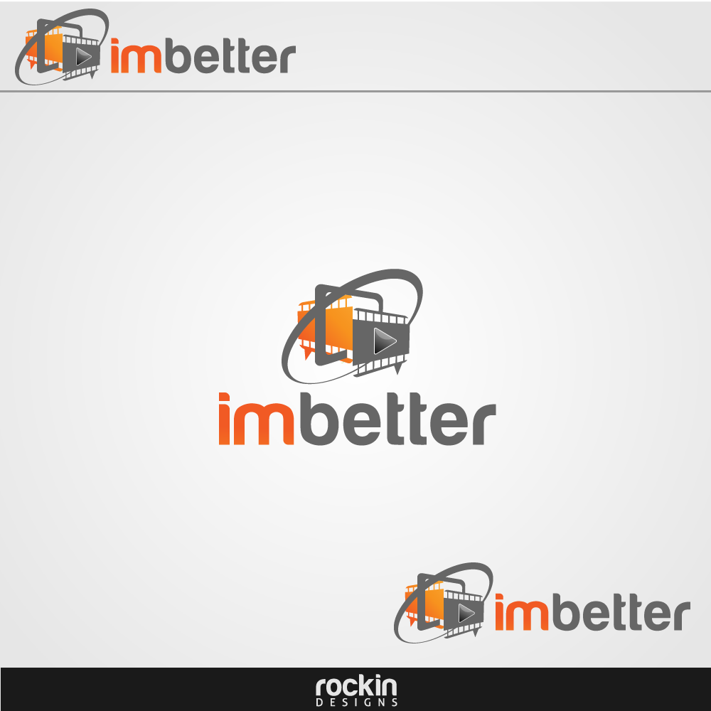 Logo Design by rockin - Entry No. 131 in the Logo Design Contest Imaginative Logo Design for imbetter.