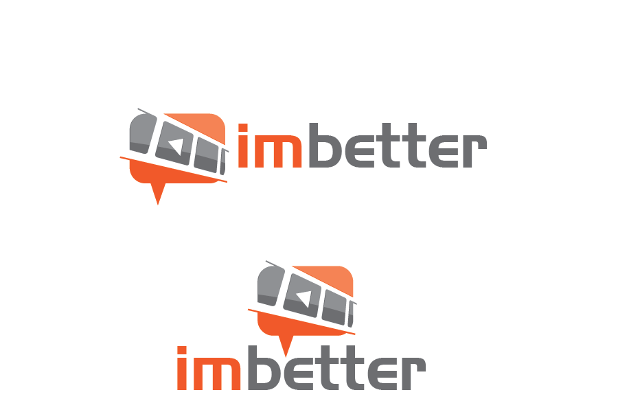 Logo Design by brands_in - Entry No. 133 in the Logo Design Contest Imaginative Logo Design for imbetter.