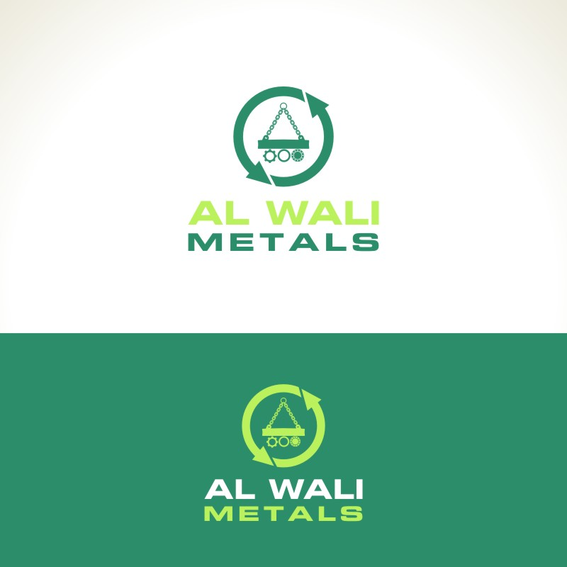 Logo Design by Private User - Entry No. 60 in the Logo Design Contest Inspiring Logo Design for Al Wali Metals.