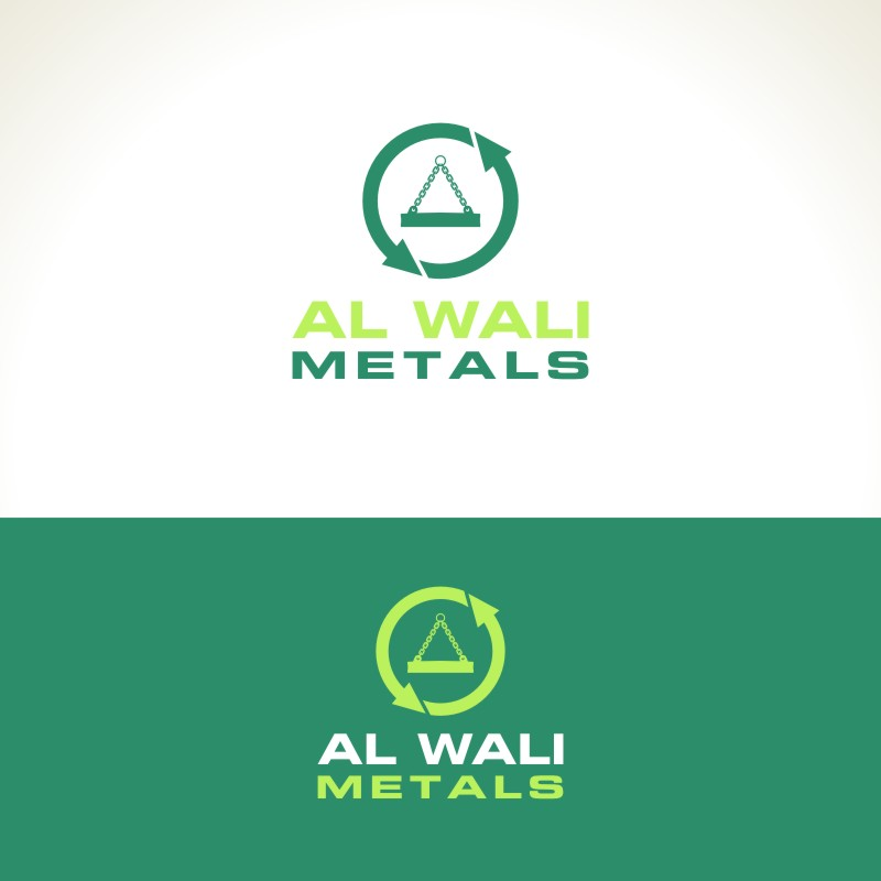 Logo Design by Private User - Entry No. 61 in the Logo Design Contest Inspiring Logo Design for Al Wali Metals.