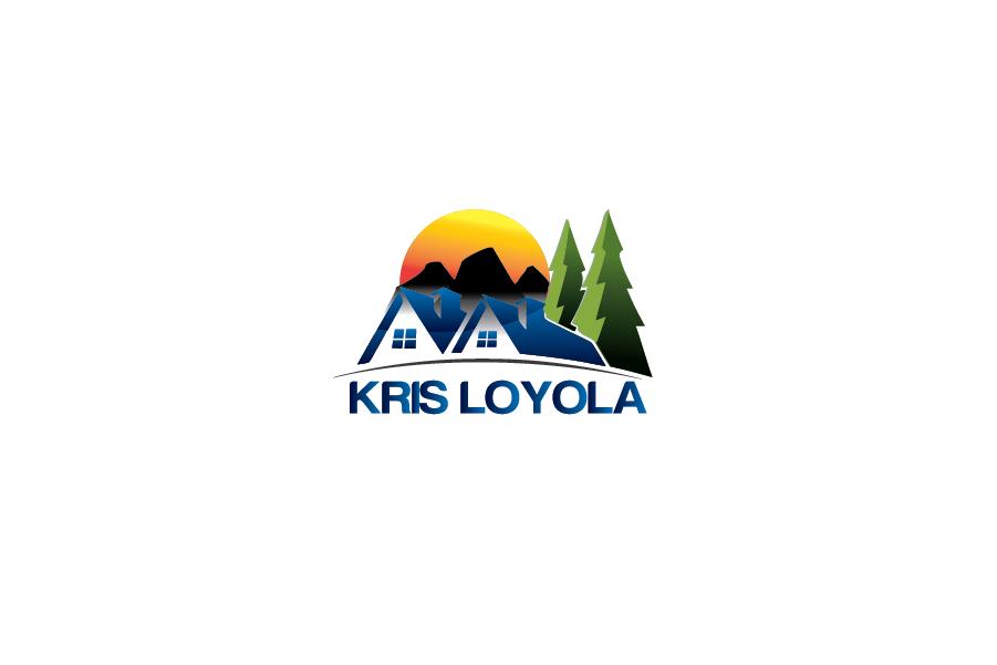 Logo Design by Private User - Entry No. 50 in the Logo Design Contest Kris Loyola Logo Design.