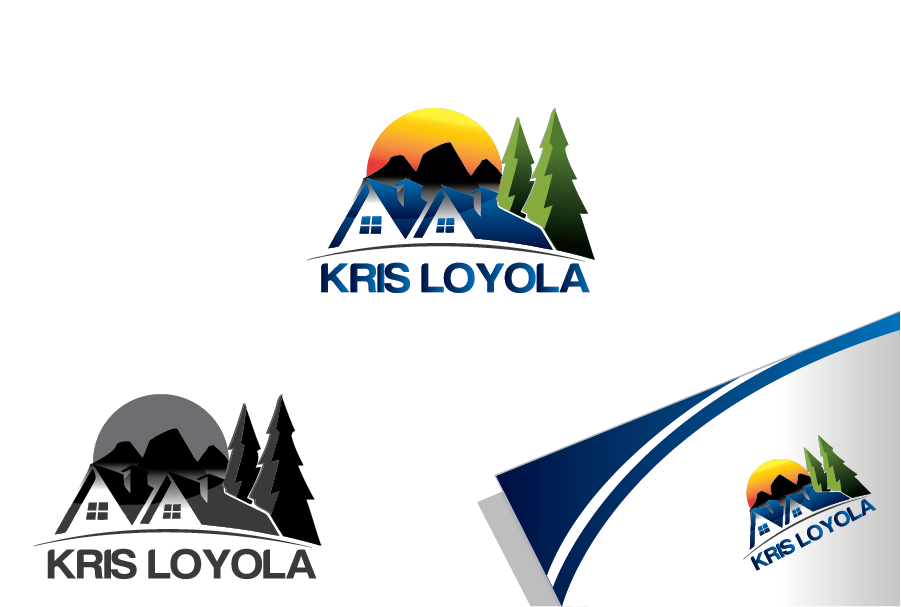 Logo Design by Private User - Entry No. 52 in the Logo Design Contest Kris Loyola Logo Design.