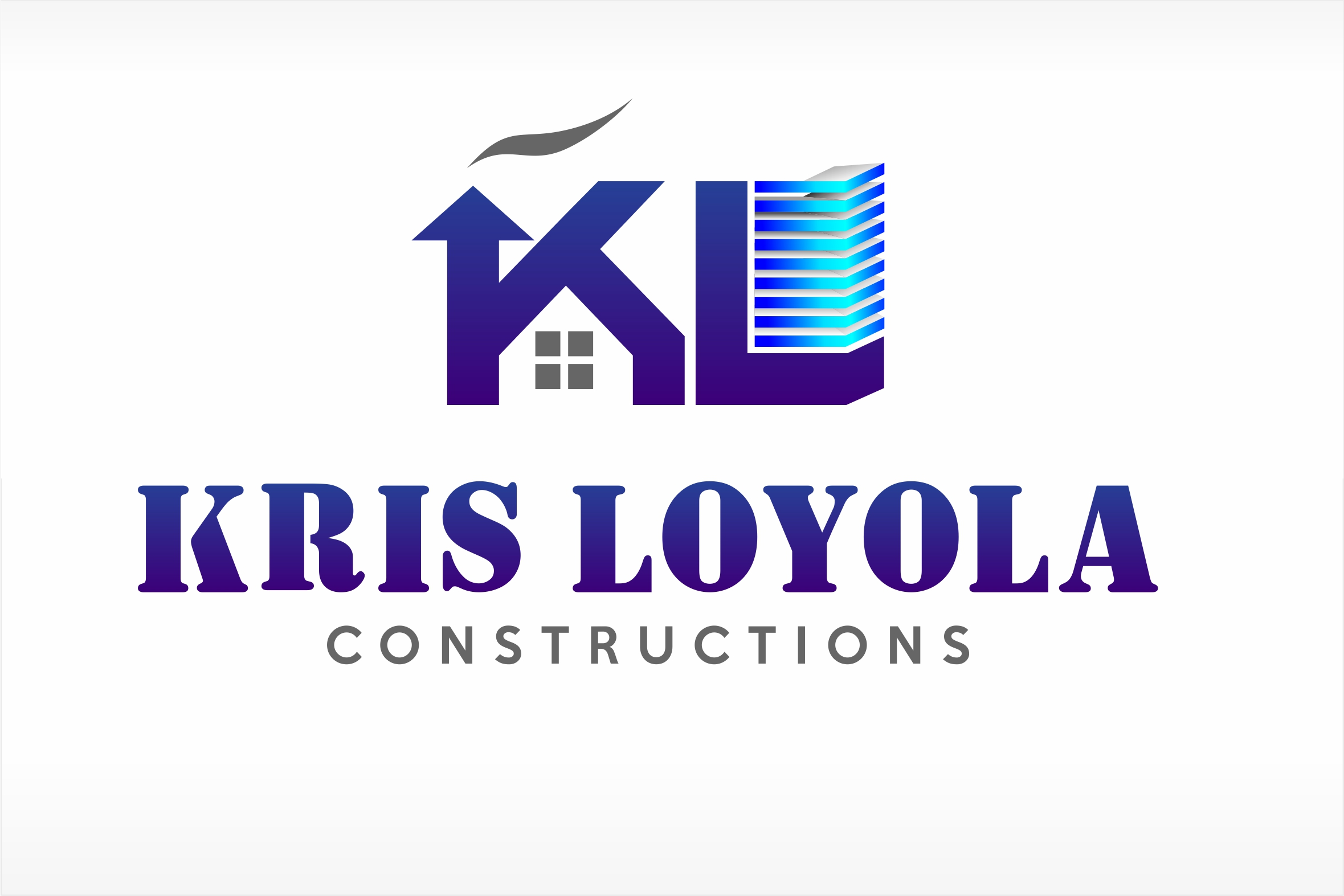 Logo Design by Ali Ahmad - Entry No. 53 in the Logo Design Contest Kris Loyola Logo Design.