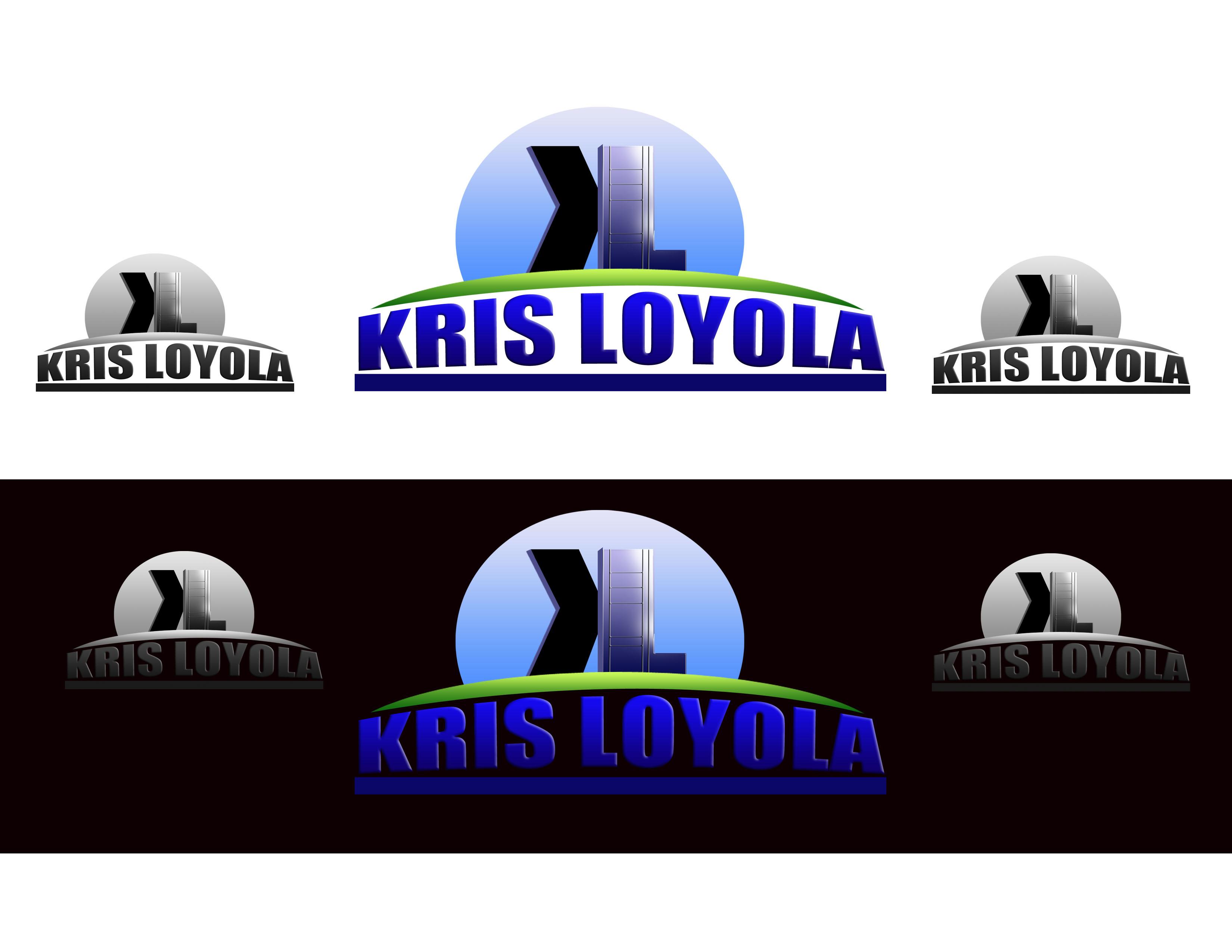 Logo Design by Alan Esclamado - Entry No. 54 in the Logo Design Contest Kris Loyola Logo Design.