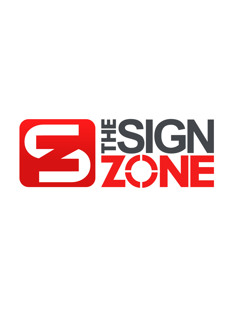 Logo Design by Private User - Entry No. 96 in the Logo Design Contest Fun Logo Design for The Sign Zone.