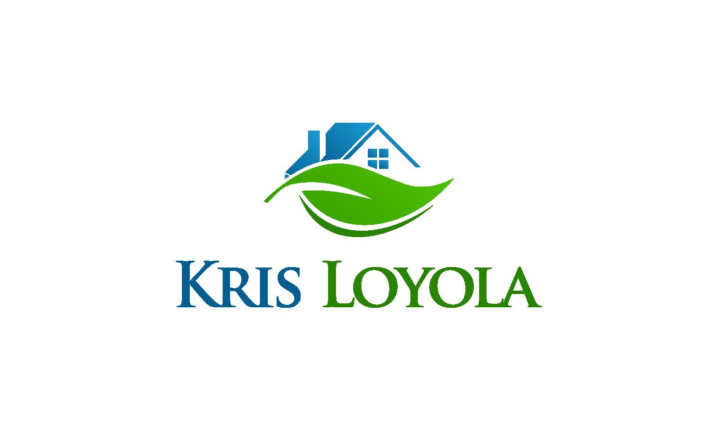 Logo Design by Muhammad Aslam - Entry No. 59 in the Logo Design Contest Kris Loyola Logo Design.